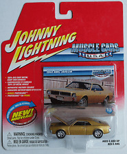 Johnny Lightning -'68/1968 AMC Javelin goldmet. Nouveau/OVP