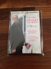 Broken Flowers - Starring Bill Murray - DVD - 2005 - New