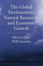 The Global Environment, Natural Resources, and Economic Growth-ExLibrary
