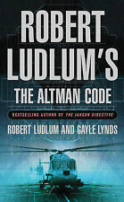 Robert Ludlum's The Altman Code: A Covert-One Novel, Lynds, Gayle, Ludlum, Rober