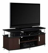 TV Stand 50 Entertainment  Center Media Furniture Console Modern Storage Shelf