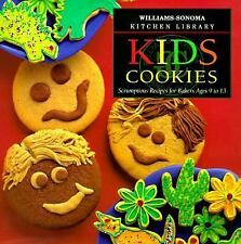 Kid's Cookies: Scrumptious Recipes for Bakers Ages 9 to 13 (William-Sonoma Kitch