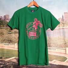 Vtg 1983 Rudolph's Bar-B-Que t-shirt BBQ Uptown Minneapolis Sneakers tag 1980's