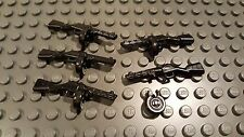 Brickarms PPSh-41 SMG Lego Minifigure Scale Gun 5 Pack Russian World War 2