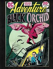 Adventure Comics #428 ~ Black Orchid ~ 1973 (7.0) WH
