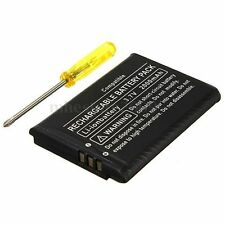 New 2000mAh 3.7V Replacement Rechargeable Battery for Nintendo 3DS + Screwdriver