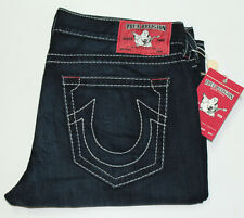 True Religion Super T Straight W O Flaps Hand Picked Men's Jeans Size 40  $275