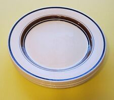 """4 Daily Dining By Nikko 10-1/2"""" Dinner Plates"""