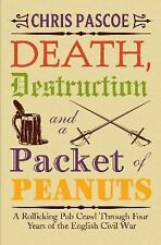 Death, Destruction and a Packet of Peanuts: A Rollicking Pub Crawl Through Four