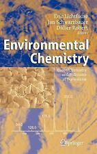 Environmental Chemistry: Green Chemistry and Pollutants in Ecosystems-ExLibrary