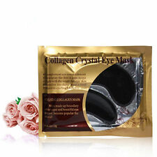 10 Pairs Black Collagen Eye Patch Mask Moisturize Nourishing Face