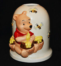 Disney Winnie The Pooh Ceramic Tissue Holder