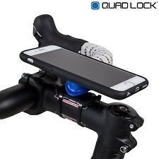 Quad Lock Bike Kit for Iphone 6 Plus Bicycle Mount, Case & Weatherproof Cover
