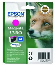 Epson T1283 Magenta Ink Cartridge for Stylus SX235w SX425w SX130 SX435w