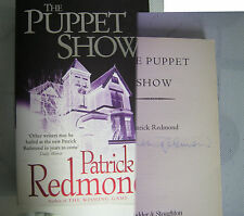 The Puppet Show by Patrick Redmond (Paperback, signed 1st edition 2000)
