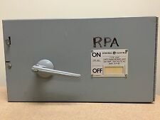 General Electric THFP324 200A Panelboard Disconnect - GE QMR 200 Amp THFP-324