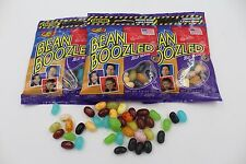 3 x Jelly Belly Bean Boozled 3rd Edition Refill Bag 54g BRAND NEW ARRIVAL