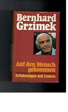 Bernhard Grzimek - Auf den