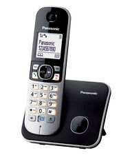 Cordless Phone KX-TG6811 Answering Panasonic System Kx Digital New Top Key