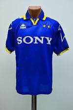 JUVENTUS ITALY 1995/1996 AWAY FOOTBALL SHIRT JERSEY MAGLIA KAPPA