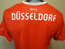 FORTUNA DUSSELDORF OFFICIAL HOME JERSEY MENS LARGE 13/14 NEW
