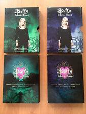 BUFFY im BANN der DÄMONEN season THREE Episode 1-11 +12-22 COLLECTOR´S EDITION