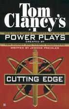 Cutting Edge (Tom Clancy's Power Plays, Book 6) by Clancy, Tom; Preisler, Jerom