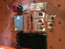 PC Water Cooling Parts - XSPC Pump / 280 mm Radiator / EK Reservoir and MORE!!