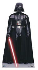 DARTH VADER FROM STAR WARS MINI CARDBOARD CUTOUT/STAND UP - FUN SIZE FOR PARTIES