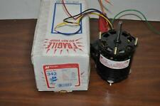 Magnetek 1/15HP Shaded Pole Universal Electric Motor 115/230 Volts 1550 RPM NEW