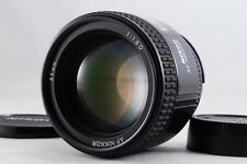 【Excellent+++++】 Nikon AF 85mm f1.8 D Lens /NIKKOR AF D 85 1.8  from Japan ♯245