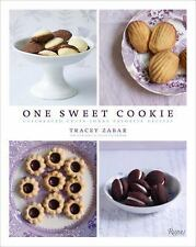 One Sweet Cookie : Celebrated Chefs Share Favorite Recipes by Tracey Zabar...