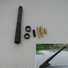 "Short Screw 4.7""Antenna Carbon Fiber Suzuki Grand Vitara Kizashi Reno Sidekick"