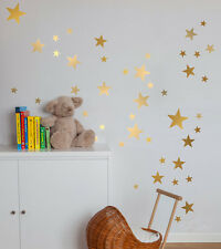 176 Pcs 5 Size Stars Removable Wall Sticker Kids Baby Room Decor Art Mural Decal