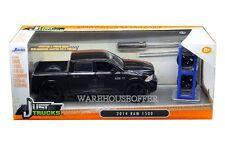 JADA 1/24 JUST TRUCKS 2014 DODGE RAM 1500 WITH EXTRA WHEELS DIECAST CAR 98022