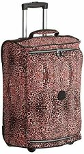 Kipling Teagan Cabin Sized XS 2 Wheeled Trolley Suitcase, 50 cm, Animal Fiesta
