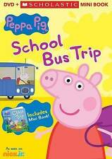 PEPPA PIG: SCHOOL BUS TRIP (NEW DVD)