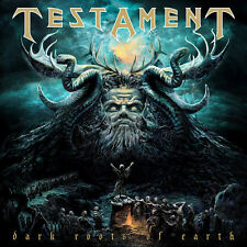 Dark Roots Of Earth - Testament (2012, CD NEUF) Deluxe ED.2 DISC SET