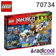 70734 LEGO Master Wu Dragon NINJAGO Age 8-14 / 575 Pieces / NEW 2015 RELEASE!