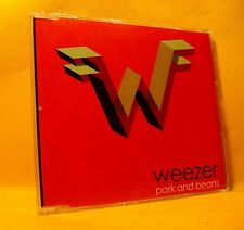 MAXI PROMO Single CD Weezer Pork And Beans 1TR 2008 Indie Rock