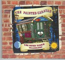 (DX439) The Painted Caravan, The Peter Ulrich Collaboration - 2013 CD