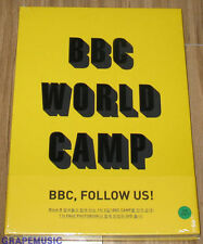 BLOCK.B BLOCK B BBC World Camp Special DVD + PHOTO BOOK LIMITED EDITION SEALED