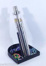 e-cigarette e-cig  e-shisha vape holder office stand BLACK e cig base epen e-pen