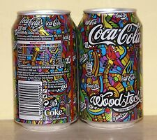 Coca-Cola can  from POLAND - Woodstock