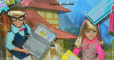 NEW 2013 BARBIE A Pony Tale Max & Marie Roberts Cousins of Barbie Rare~NRFB