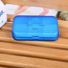 Pill Crusher Grinder Splitter Tablet Divider Cutter Storage Boxes Case Drop