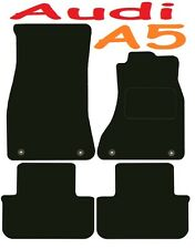 Audi A5 Sportback Tailored Deluxe Quality Car Mats 2009 Onwards