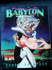 Bloom County Babylon Cartoon Comic Book by Berke Breathed 1986