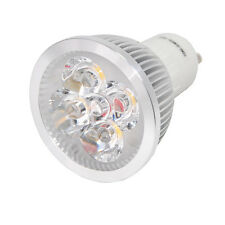 GU10 Base 4 LEDs MR16 LED Bulb Warm White 2850K-3250K 270-300 Lumen 4W Power
