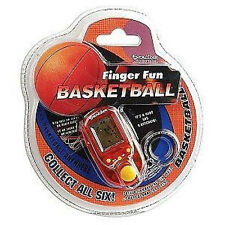 EXCALIBER FINGER FUN ELECTRONIC GAME BASKETBALL - NEW!